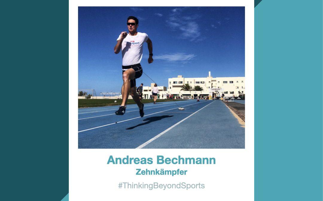 5 Fragen an … Zehnkämpfer Andreas Bechmann